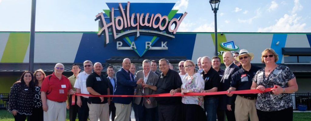 Ribbon Cutting Ceremony at In The Game Hollywood Park
