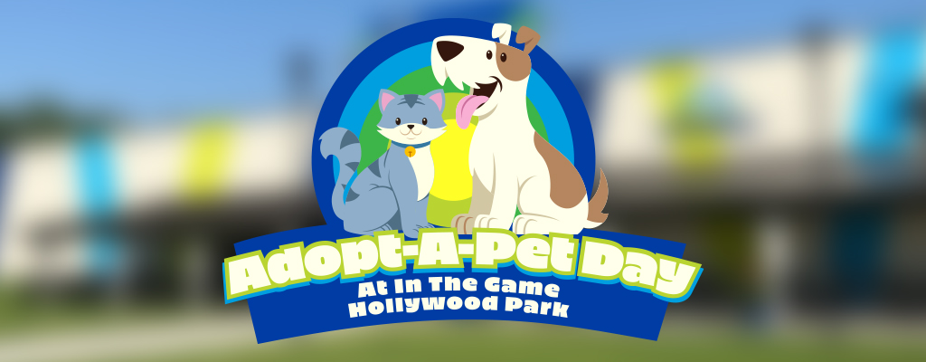 Giving back to animal shelters with Adopt-A-Pet Day at In The Game Hollywood Park